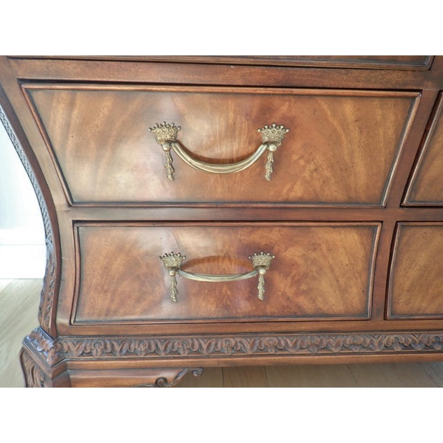 Traditional Theodore Alexander Bombay Front Chest For Sale - Image 3 of 9