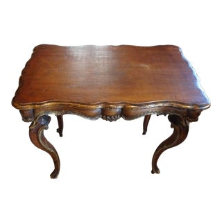 19th Century Portuguese Side Table For Sale