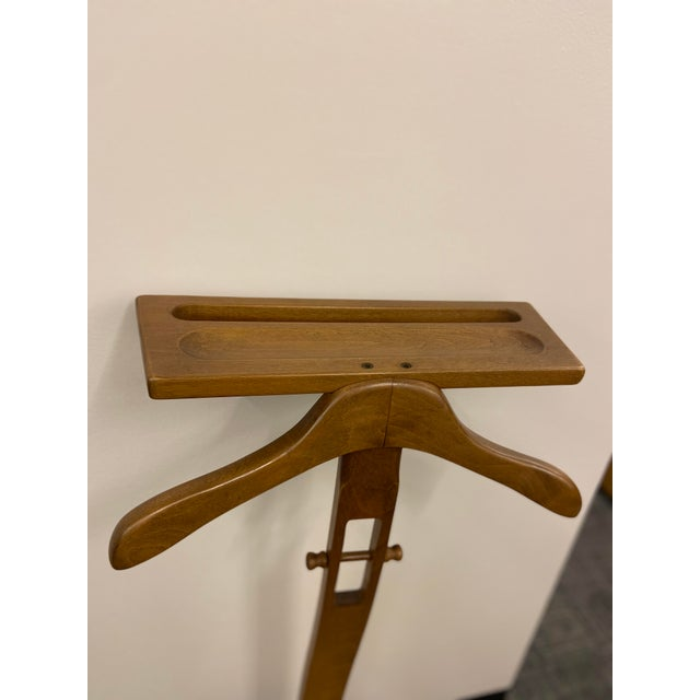 Mid-Century Modern 1960s Mid-Century Valet Chair For Sale - Image 3 of 5