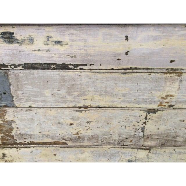 Chippy Wood Twin Headboard - Image 4 of 4