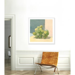 """Medium """"Grapes on Green"""" Print by Caitlin Winner, 40"""" X 40"""" Preview"""