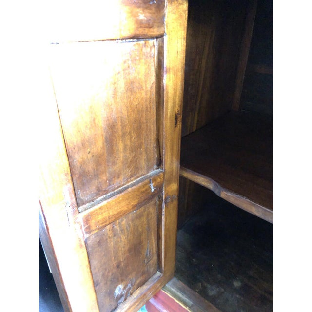Mid 19th Century 1860's Chinese K'ang Cabinet For Sale - Image 5 of 8