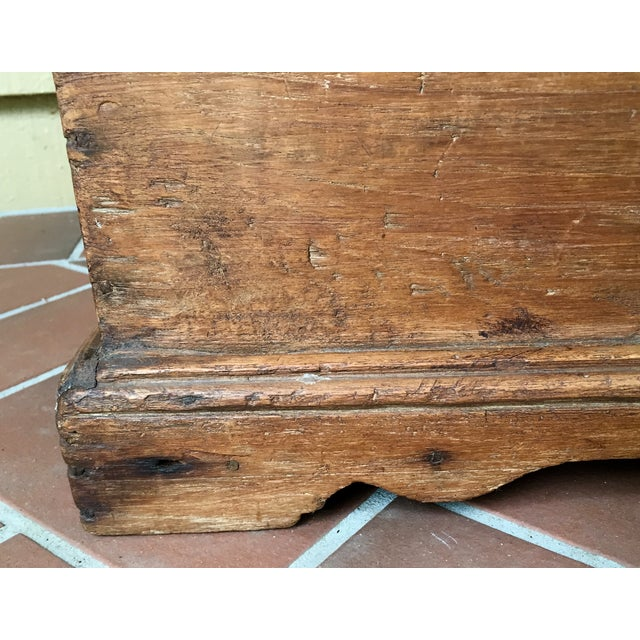 Antique French Trunk - Image 7 of 11