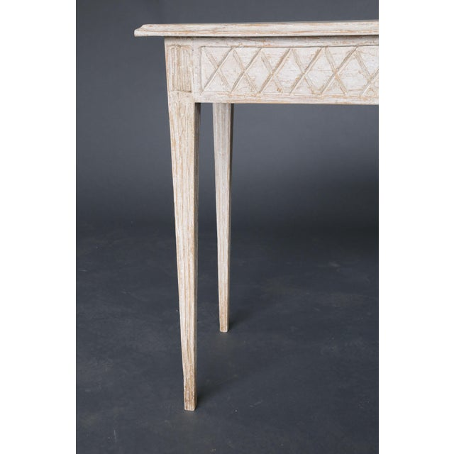 19th Century Swedish Painted Table - Image 6 of 8