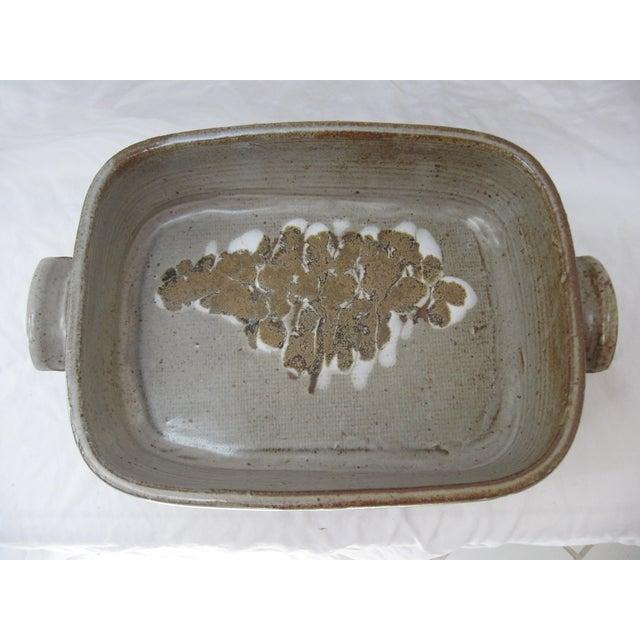 Stoneware Serving Dish - Image 4 of 7