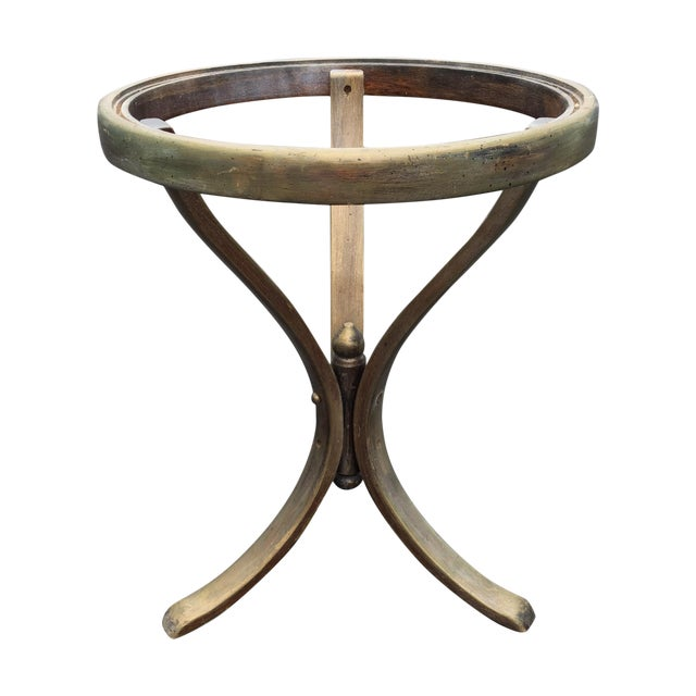 Early Americana Thonet Accent Table - Image 1 of 6