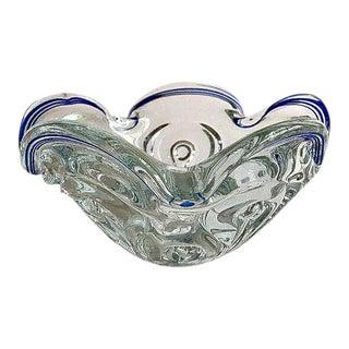 Bowl - Hand Blown Art Glass Bowl