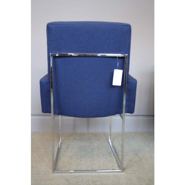 Milo Baughman Thayer Coggin High Back Armchair - Image 5 of 5