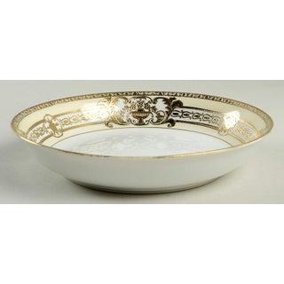 1920s Noritake Encrusted Gold Urn Individual Bowl - Set of 10 Preview