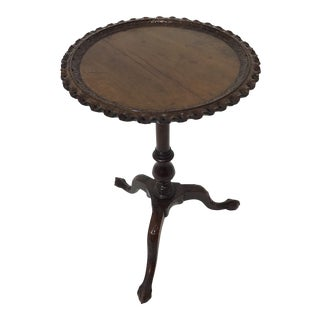 18th Century Georgia II Candle Stand For Sale