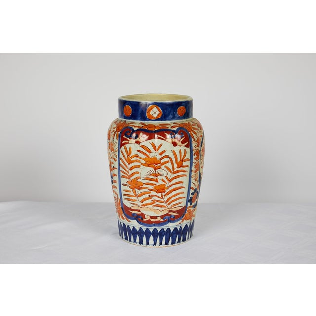 Early 20th Century Japanese Imari Vase For Sale - Image 12 of 12