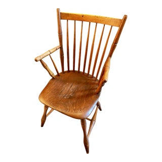 American Rod Back Windsor Chair