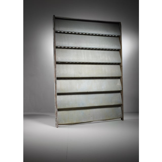 Jean Prouvé Sliding Panel or room divider, Cameroon, 1964 For Sale - Image 6 of 6