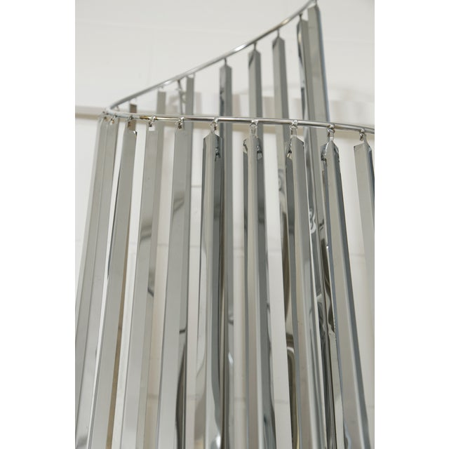 Curtis Jere Silver Kinetic Wall Hanging - Image 8 of 9