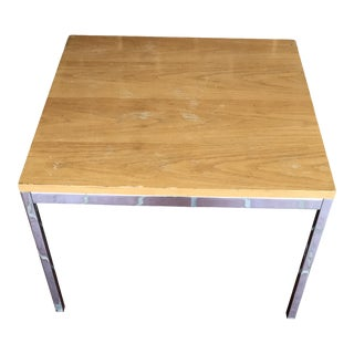 Modern Florence Knoll Side Table For Sale