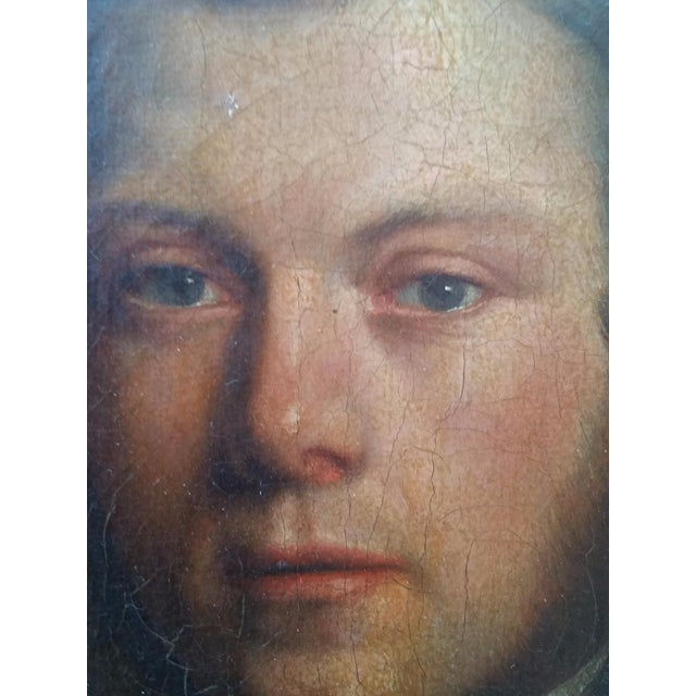 19th Century Portrait of a Man - Image 4 of 7