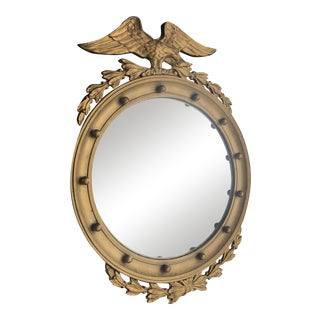 Antique Federal Eagle Mirror For Sale