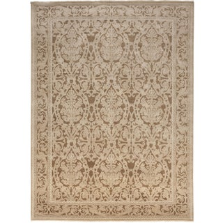 """Indian Hand Knotted Rug - 8' 10""""x 12'"""