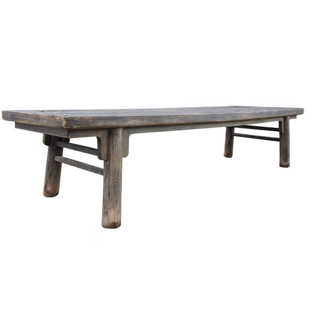 """A Massive Solid 13'5"""" Table. The perfect statement for any dining or work space. This piece will be Hand Delivered via..."""