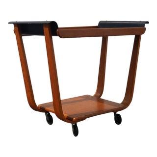 Cees Braakman for Pastoe Tea Cart For Sale