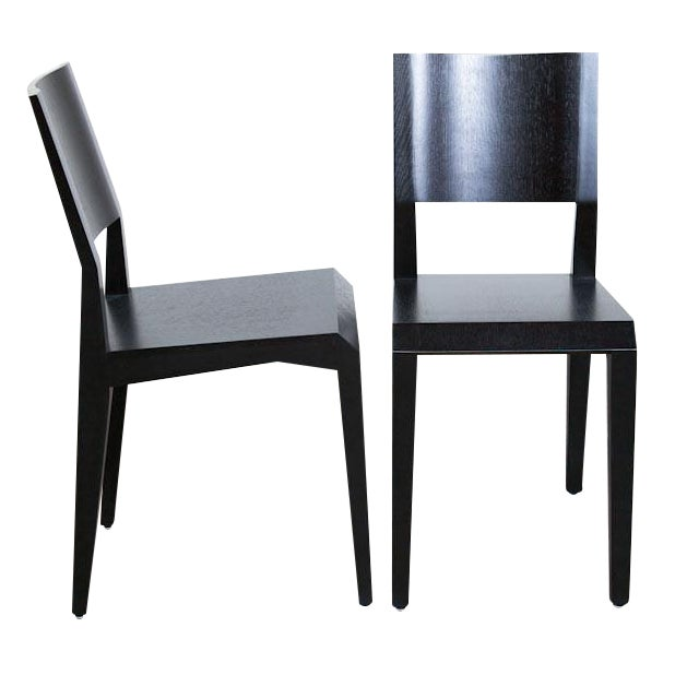 Ligne Roset Villa Rose Dining Chairs - Set of 8 - Image 1 of 3