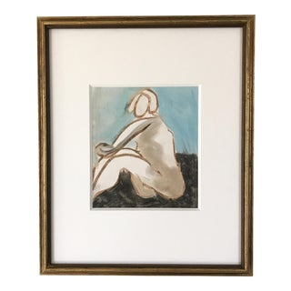 1960s Figurative Painting by Jack Hooper For Sale
