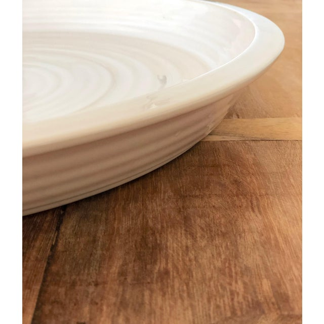 2000 - 2009 Large Pottery Barn Platter For Sale - Image 5 of 8