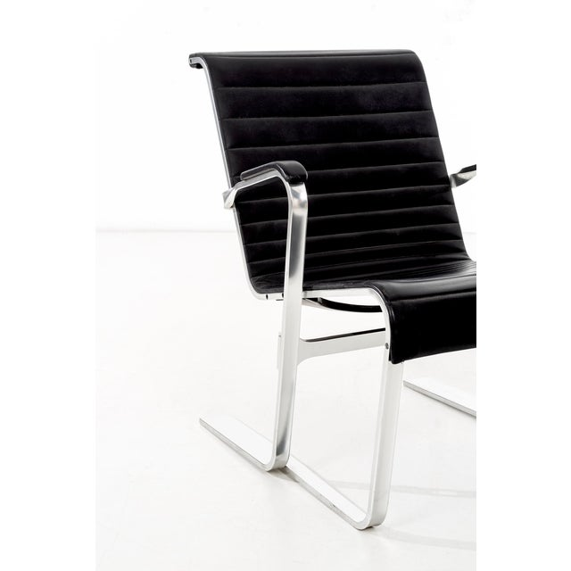Pair of Marcel Breuer Lounge Chairs For Sale - Image 12 of 13