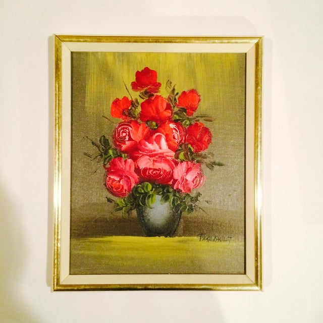 Original Oil Painting, Signed Pasanault - Image 2 of 5