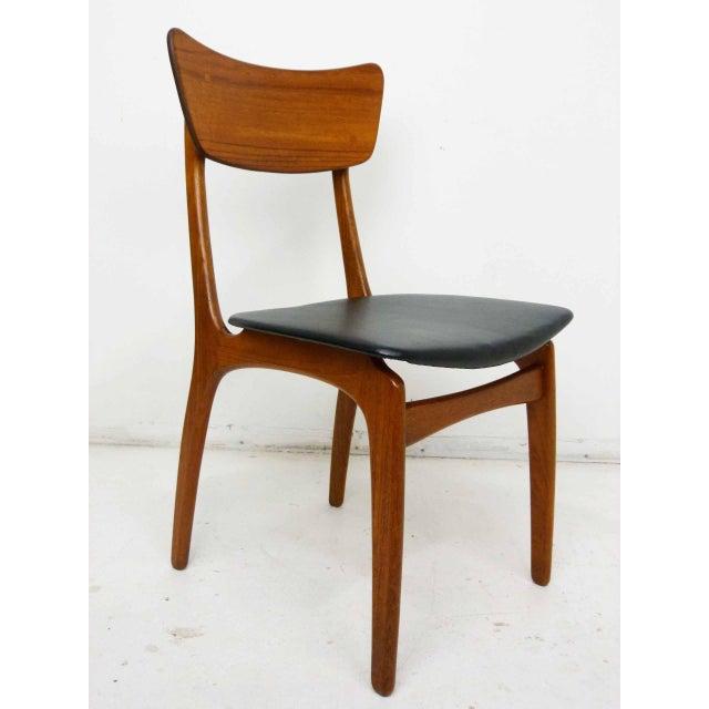 Svend Madsen for Sigurd Hansen Model 60 Dining Chairs - Set of 6 For Sale In Denver - Image 6 of 10