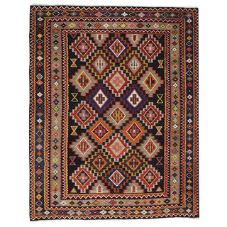 Large Azeri Kilim For Sale