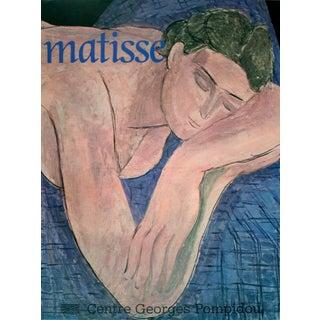 Henri Matisse-Le Reve-1981 Poster
