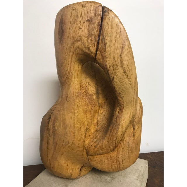 1960s Vintage Abstract Sculpture For Sale - Image 4 of 8