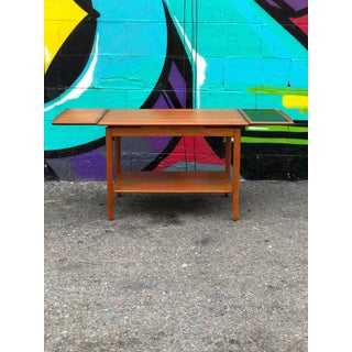 Mid-Century Modern Teak Cocktail Table by Dyrlund Preview
