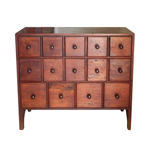 Cubby Dresser For Sale - Image 4 of 9