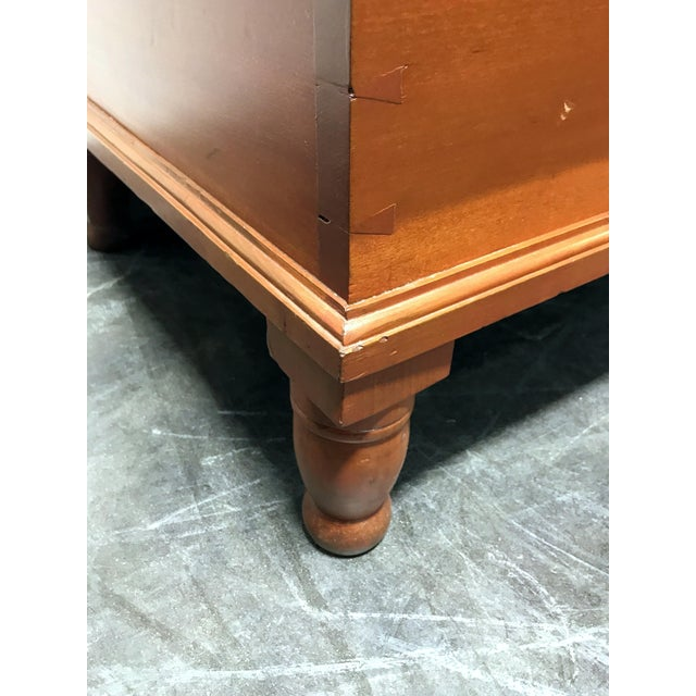 Antique Blanket Chest For Sale - Image 11 of 11