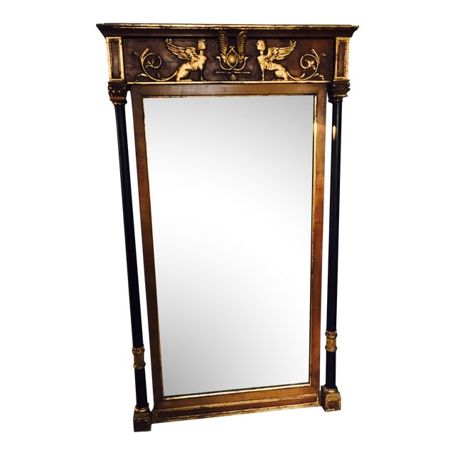Friedman Brothers Regency Mirror For Sale