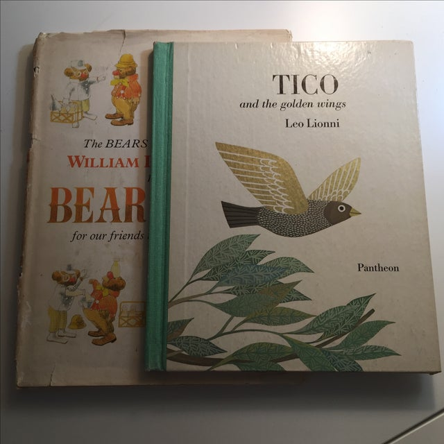 Bear Circus & Tico and the Golden Wings - Pair - Image 2 of 8