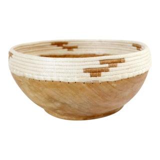 White Copabu Bowl