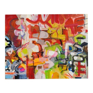 Abstract Colors by Milton wilson