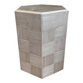 Uttermost Silo Accent Table For Sale