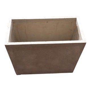Contemporary Urbano Rectangular Planter