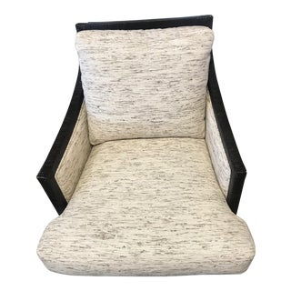 McGuire St. Germain Upholstered Lounge Chair