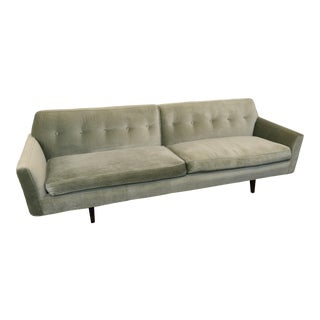 Mid Century Modern Edward Wormley for Dunbar Sofa For Sale