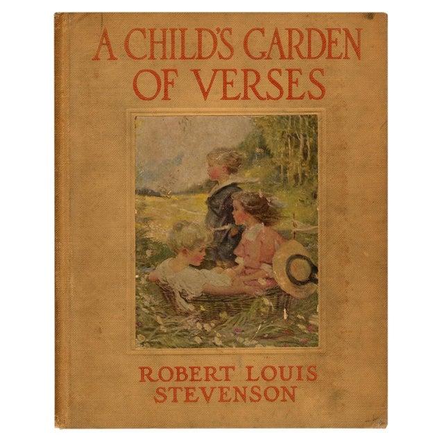 Robert Louis Stevenson: Child's Garden of Verses - Image 1 of 4