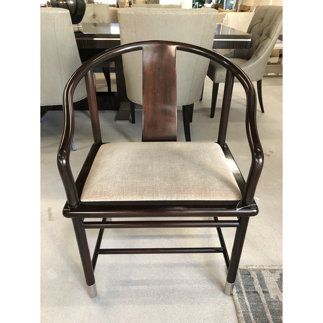 Brueton 1990s Brueton Ming Inspired Chairs - Set of 4 For Sale - Image 4 of 13