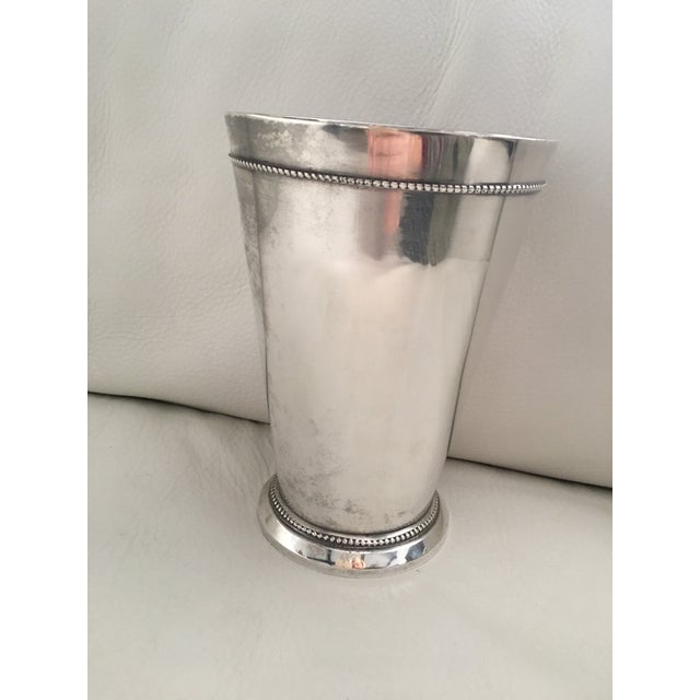 Traditional Silver-Plated Vase - Image 2 of 5
