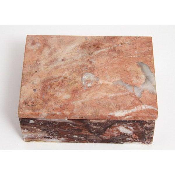 Vintage Marble Trinket Box - Image 3 of 6