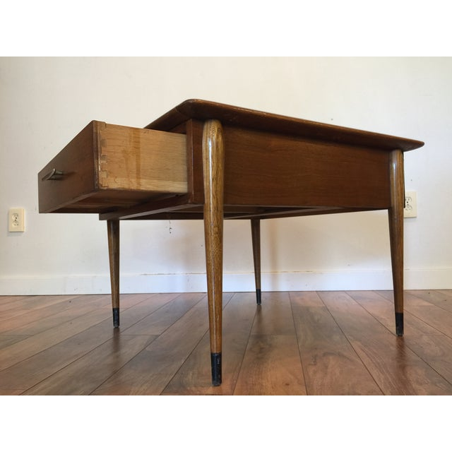 Lane Acclaim Mid Century End Table - Image 5 of 10
