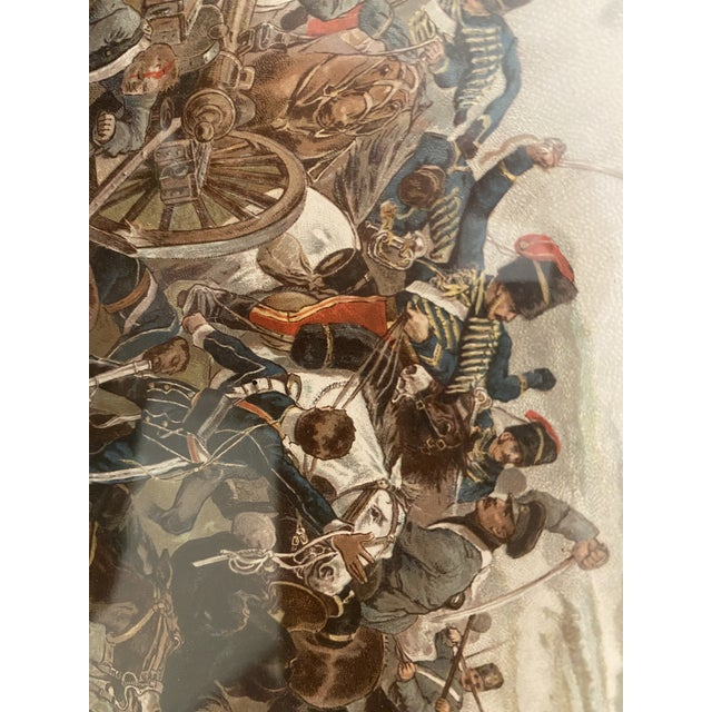 English Late 19th Century Print Depicting Various Battles, Generals and Politicians For Sale - Image 3 of 13